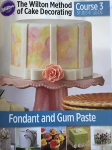 Fondant Cake Decorating Classes Michaels : Course 3 Student Supplies Let s Cake Decorate!