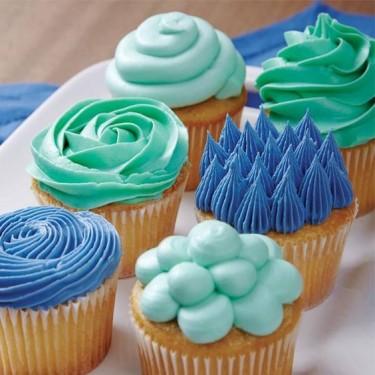 Cupcake Basics Class Blue pic